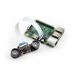 RPi 2 Camera (E), Supports Night Vision