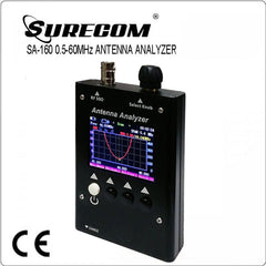 SURECOM Colour Graphic ANTENNA ANALYZER SA-160 0-60MHz