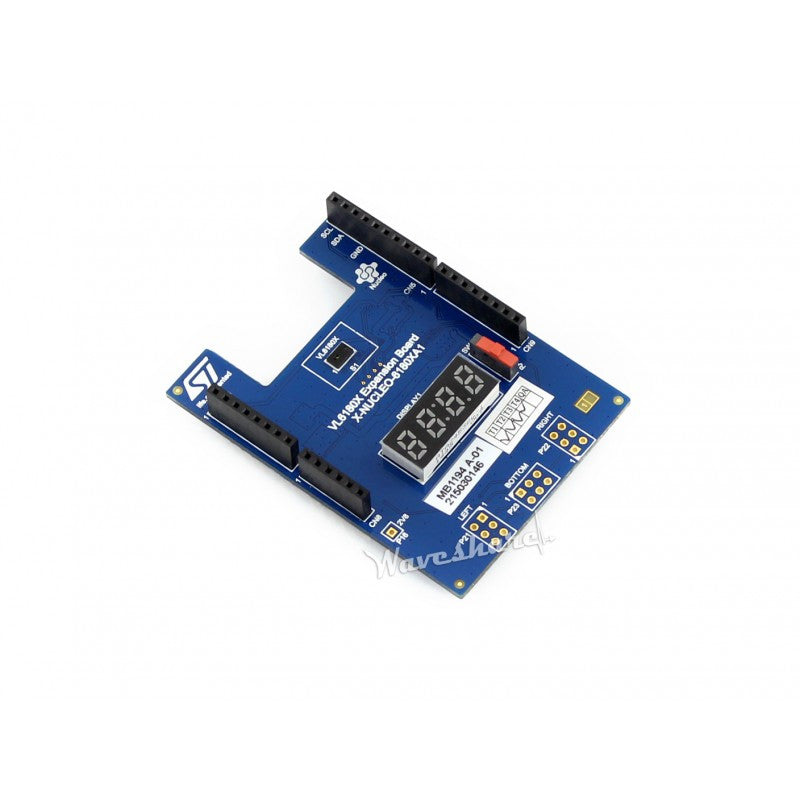 X-NUCLEO-6180XA1, Proximity and ambient light sensor expansion