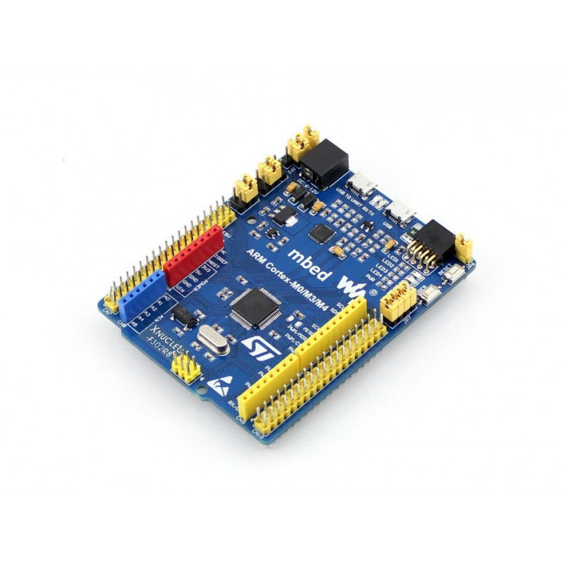 XNUCLEO-F302R8, Improved STM32 NUCLEO Board
