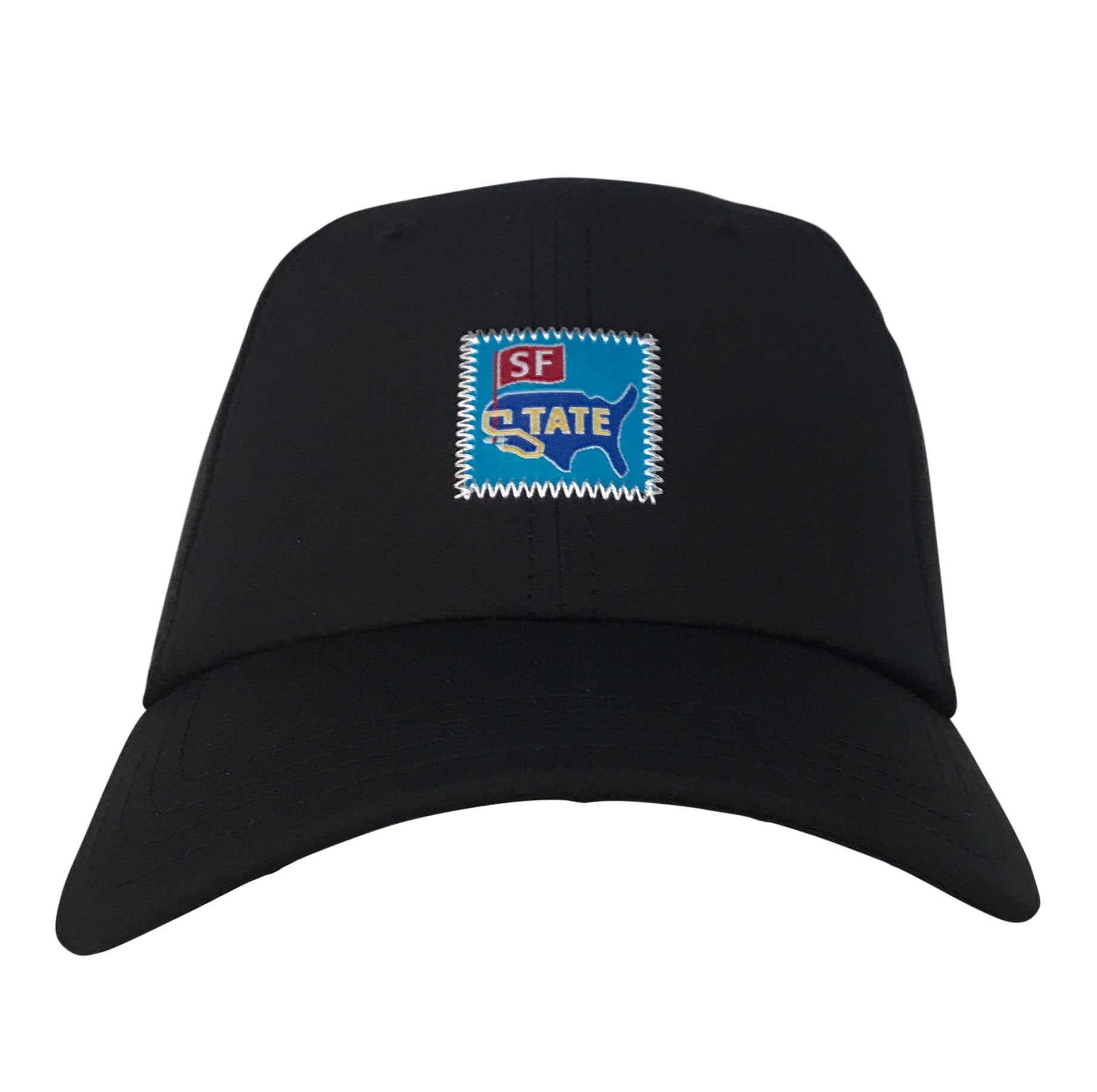 HOME HOLE HAT - BLACK