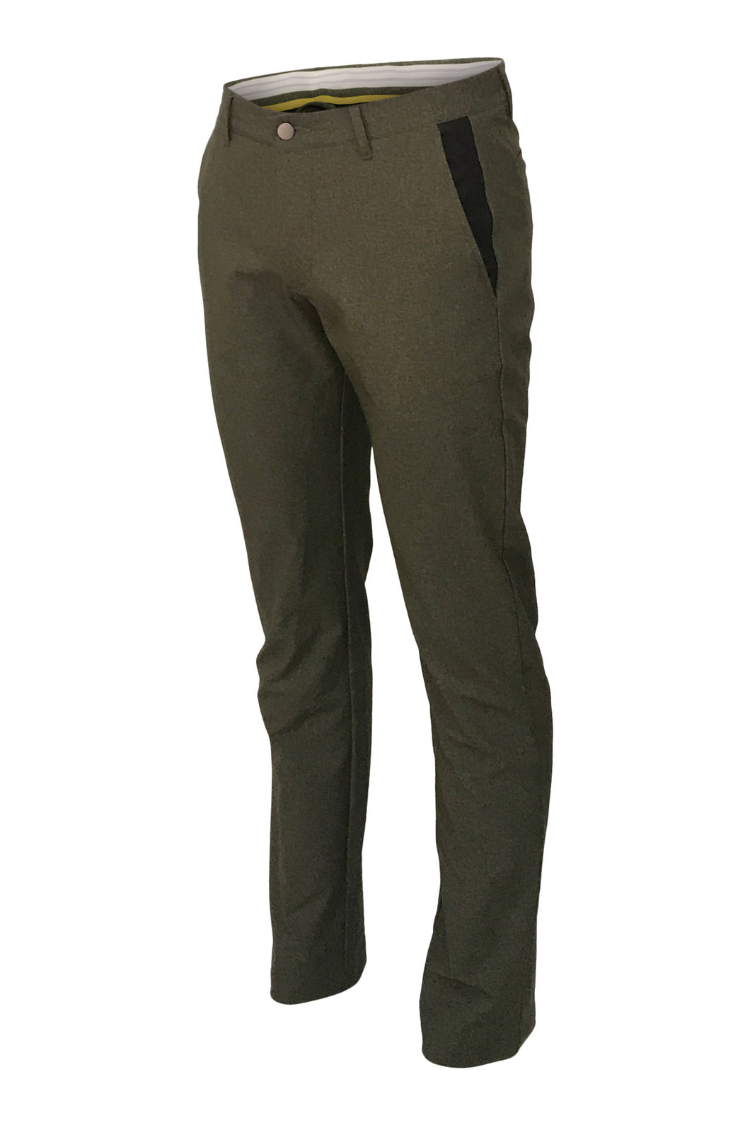 CLUBHOUSE PANTS - OLIVE GREEN