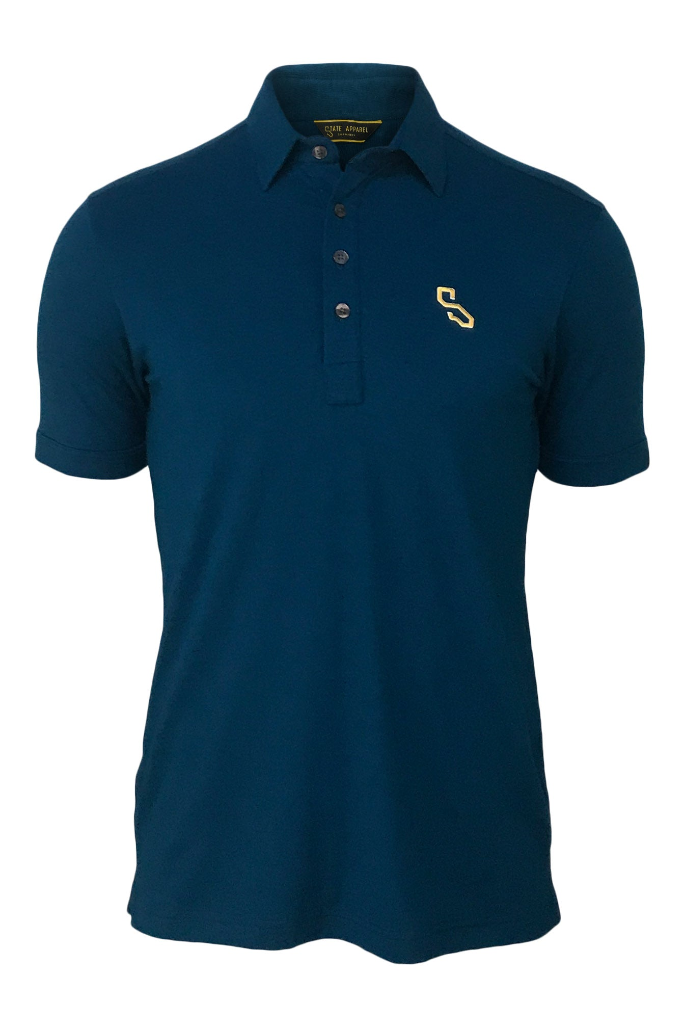 CLUB SHIRT - DEEP BLUE