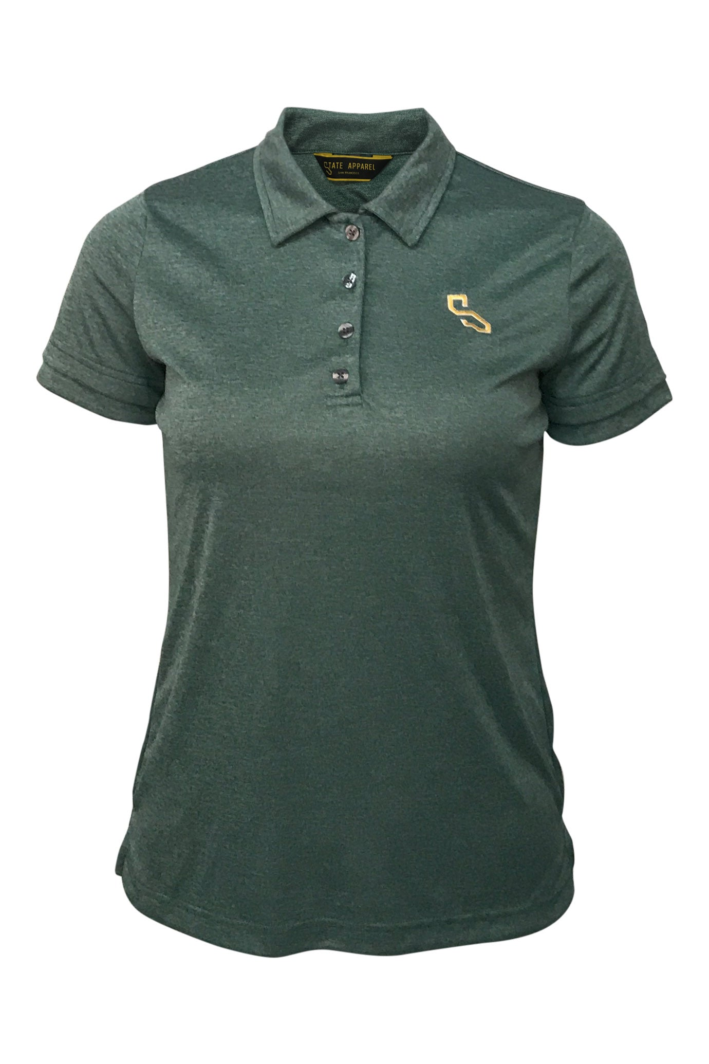 PIXLEY POLO - GREEN
