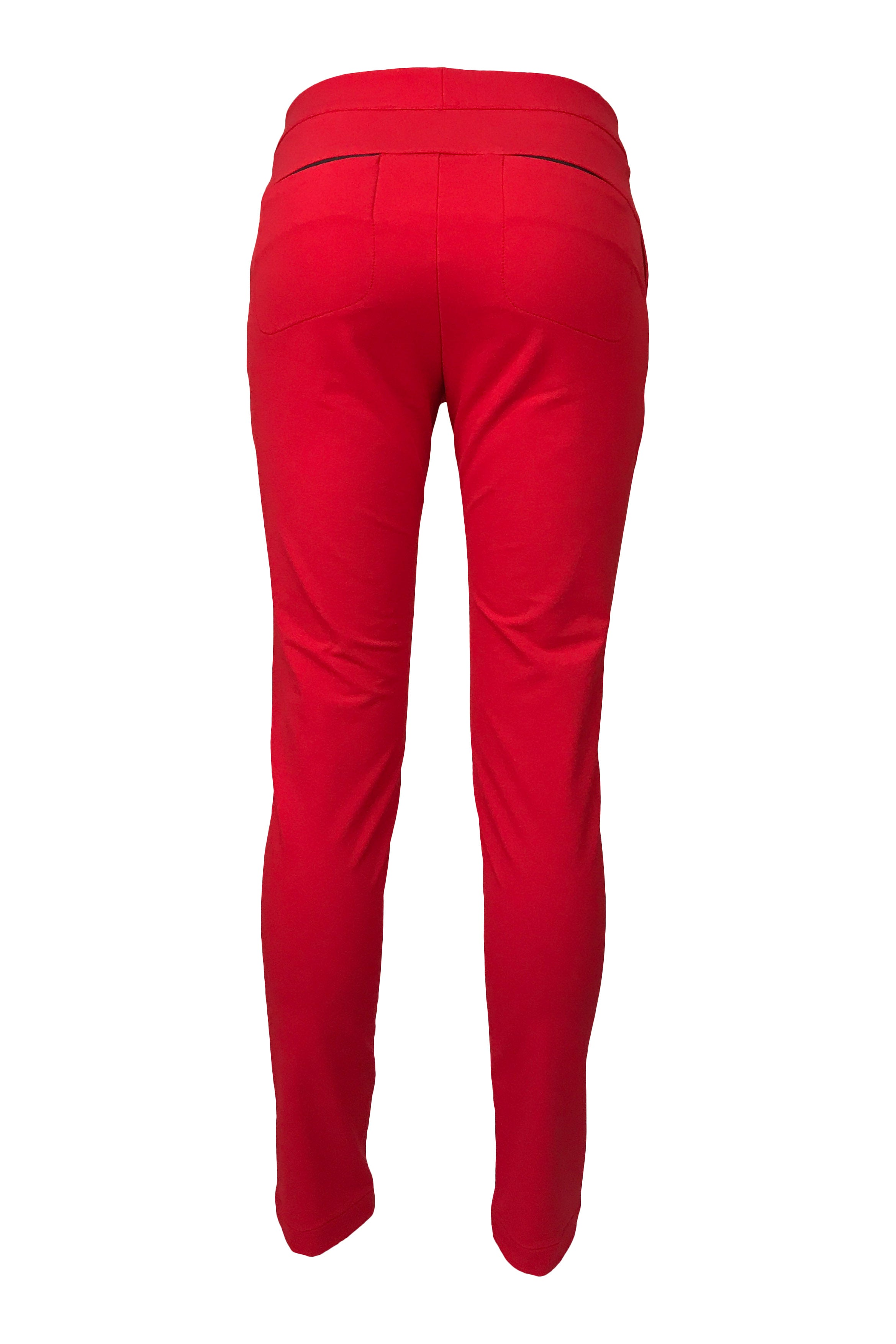 PRESIDIO PANTS - RED