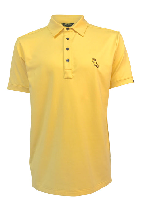 COMPETITION SHIRT - YELLOW