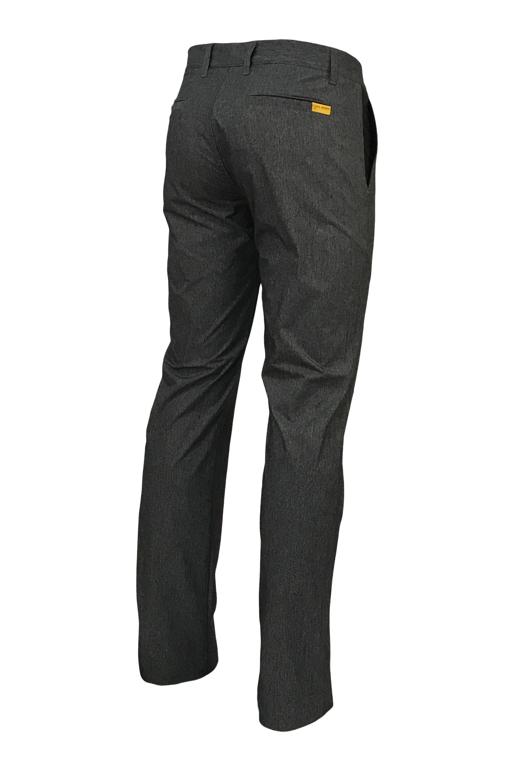 CLUBHOUSE PANTS - BLACK MELANGE