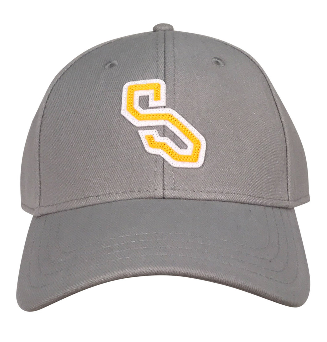 PATCH HAT - LIGHT GRAY