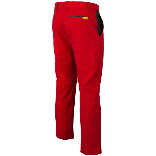 FAIRWAY PANTS - RED