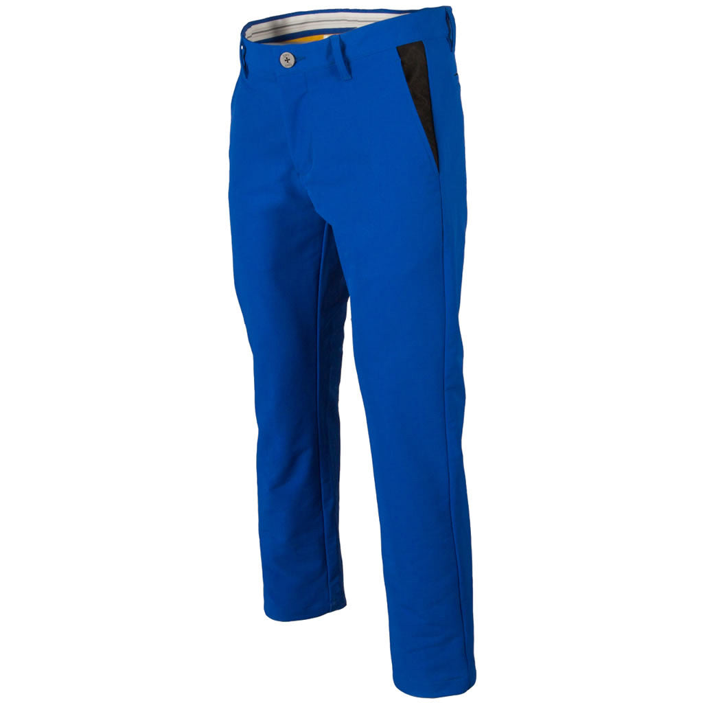 FAIRWAY PANTS - ROYAL