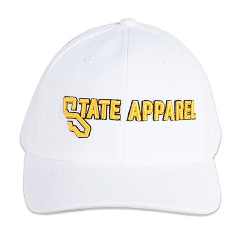 COMPETITION HAT - WHITE