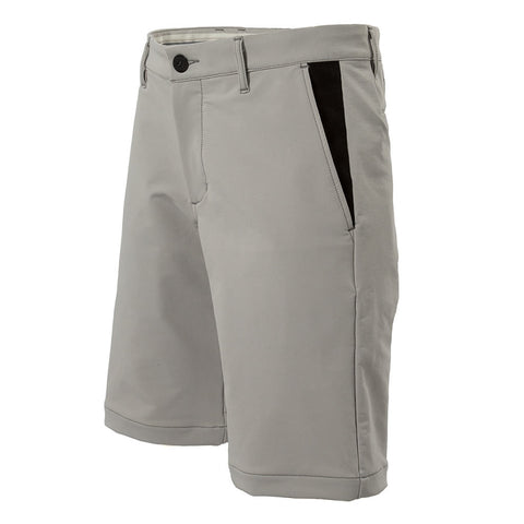 MATCH PLAY SHORTS- LIGHT GRAY *