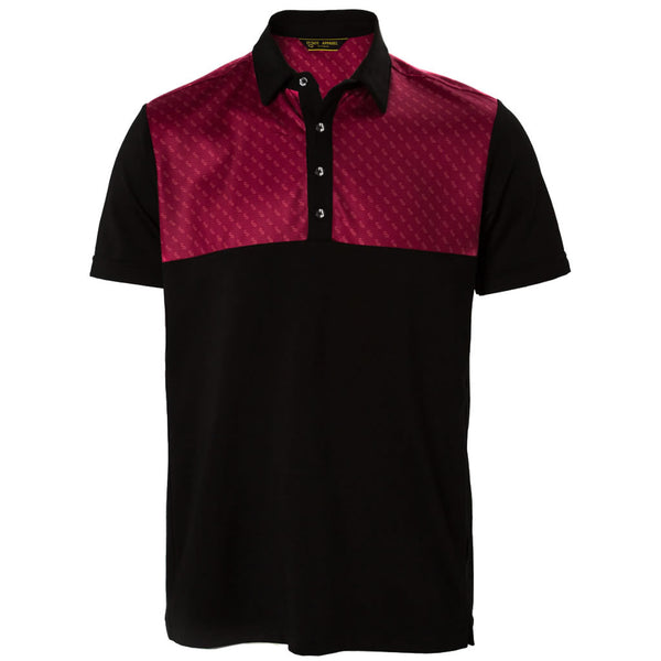 TOURNAMENT SHIRT - MERLOT
