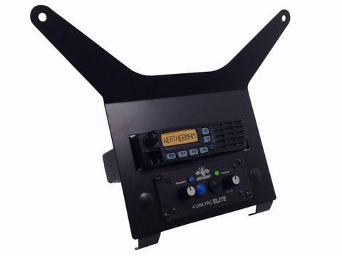 PCI RACE RADIOS ICOM RZR XP1000 RADIO AND INTERCOM BRACKET BOX REPLACEMENT