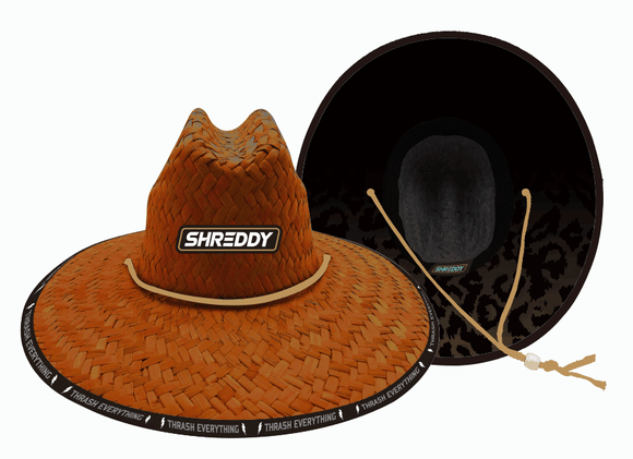 SHREDDY LYFE JUNGLE SUN HAT