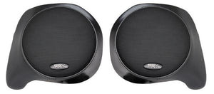 "Yamaha YXZ1000R SSV Works Front Speaker Pods with 120 watt 6 1/2"" speakers (pair)"