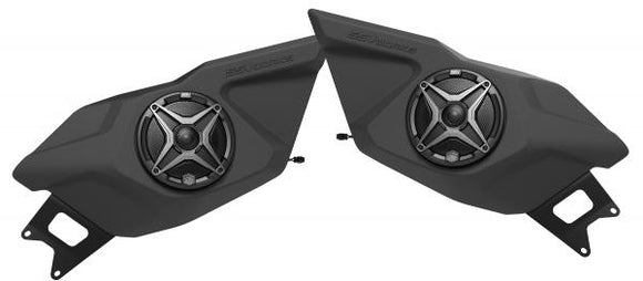 SSV Works Polaris RZR XP PRO and XP4 PRO Front Door Speaker Pods