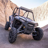 Baja Designs OEM, Polaris RZR Grille & OnX6 LED Light Bar Kit 2014-2015