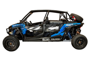 "CageWRX RZR XP4 1000 and XP4 Turbo ""SUPER SHORTY"" CAGE ASSEMBLED"