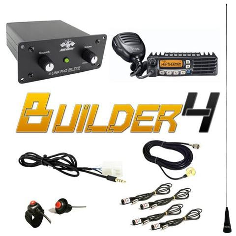 PCI RACE RADIOS BUILDER PACKAGE 4