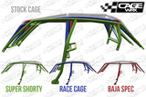 "CAGEWRX RZR XP4 1000 ""BAJA SPEC"" ASSEMBLED - (INCLUDES ROOF)"
