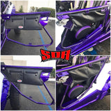 SDR Hi-Bred Bolt-in Doors | RZR XP 1000 4 Seater