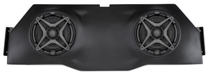 "SSV Works Polaris RZR XP 1000 Rear Overhead Speaker Pod with 120 watt 6 1/2"" speakers (pair)"