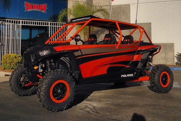 Utv And Side By Side Roll Cages Rzr Werks