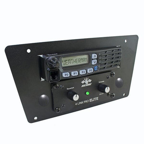 PCI RACE RADIOS YAMAHA RADIO INTERCOM BRACKET