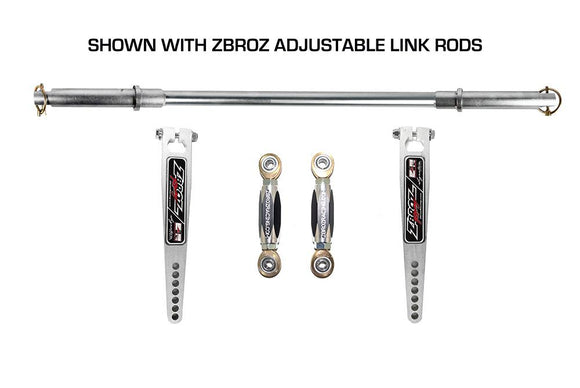 ZBROZ RACING POLARIS RZR XP SWAY BAR KIT (2014-2016)
