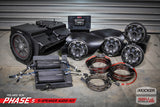 SSV WORKS POLARIS RZR XP TURBO and RZR XP 1000 COMPLETE KICKER 5 SPEAKER PLUG-AND-PLAY SYSTEM