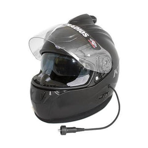 PCI Race Radios Klim R1 Wired Helmet