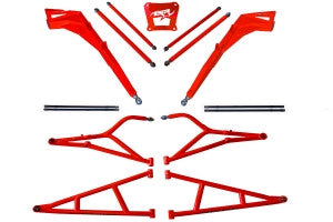 Lone Star Racing MTS +3.5 Suspension Kit XP1000 4 Seat Models