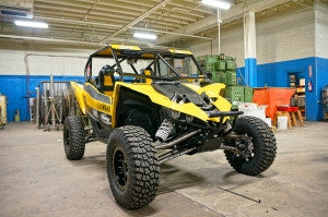 Yamaha YXZ1000R Lonestar Racing MTS +3.5