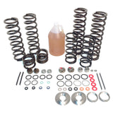 CUSTOM SHOCK VALVING AND SPRING KIT by RZR WERKS LLC 2014-18 POLARIS RZR XP1000 AND XP4 1000