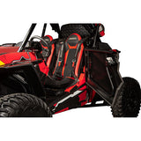 Tusk Barrier Pro Fit RZR 2 Seat Doors Black Powder Coated