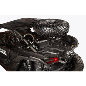 Tusk Spare Tire Carrier Can-Am Maverick X3