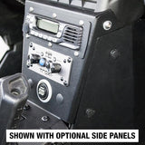 PCI RACE RADIOS X3 PILLAR REPLACEMENT BRACKET