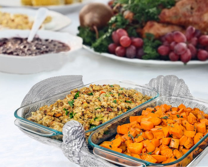 thanksgiving table setting ideas,thanksgiving dinner platters,turkey platters for sale