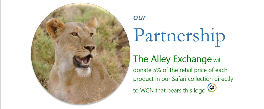 wcn,the alley exchange and wcn,the alley exchange,thealleyex.com,patrick david,wildlife conservation,