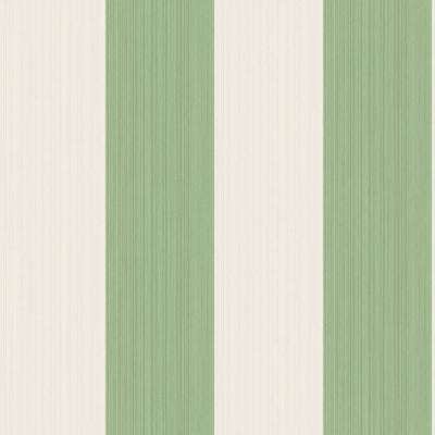 green and white cole and son jaspe stripe marquee wallpaper, green striped wallpaper for walls