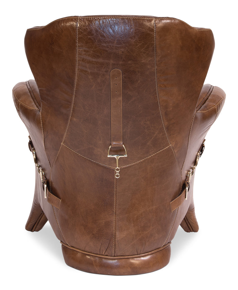 Colorado Leather Arm Chair