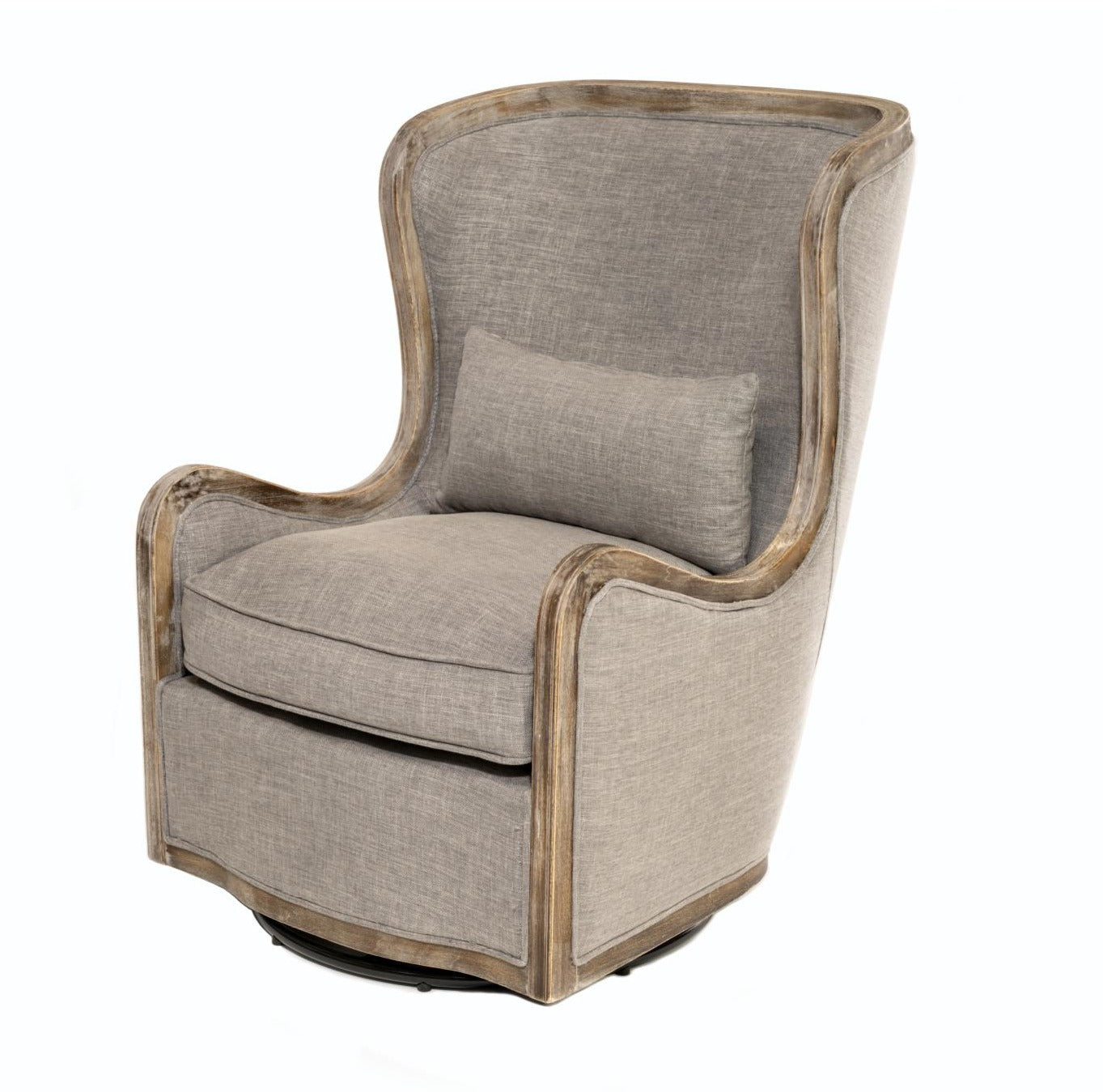 Marmont Wingback Swivel Chair