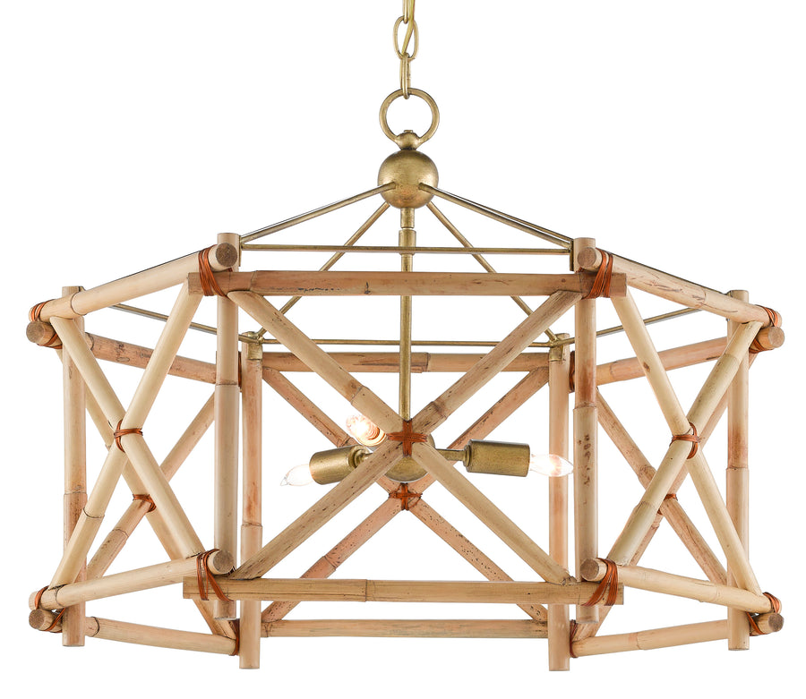 currey kingali bamboo chandelier for sale, tropical bamboo llighting for sale