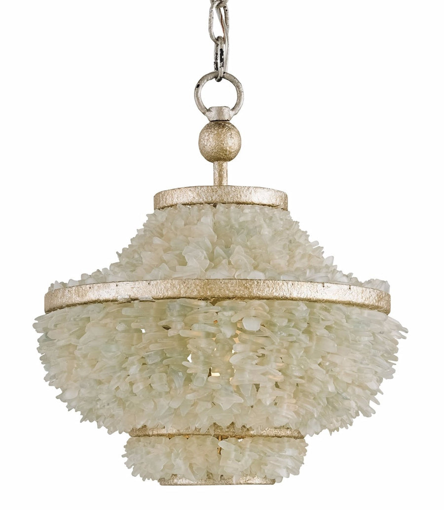Shoreline Pendant currey and company,sea shell chandelier for sale