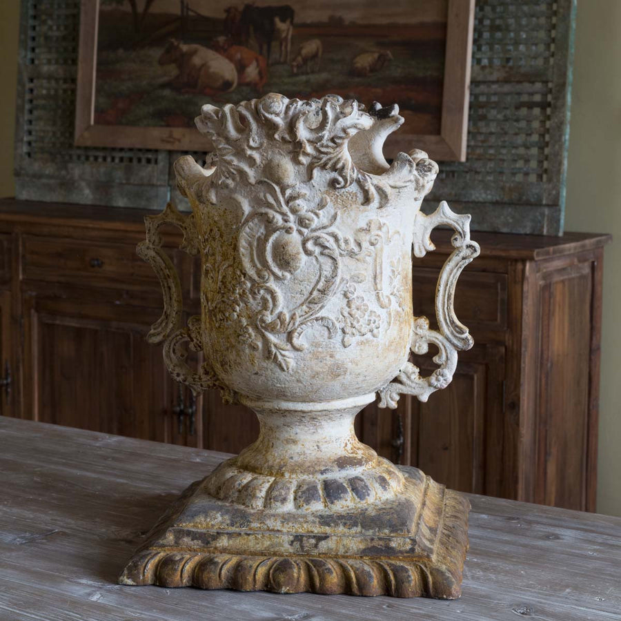 antique stone urns for sale, vintage stone garden urns for sale