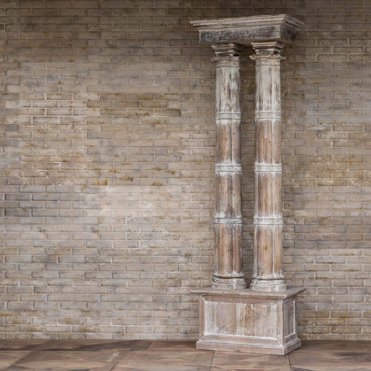 park hill collection roman columns for sale, Double Pillar relics for sale