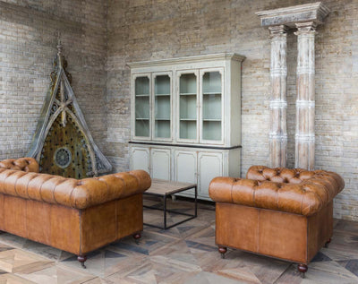 restoration hardware outdoor and garden decor for sale, roman pillars for sale