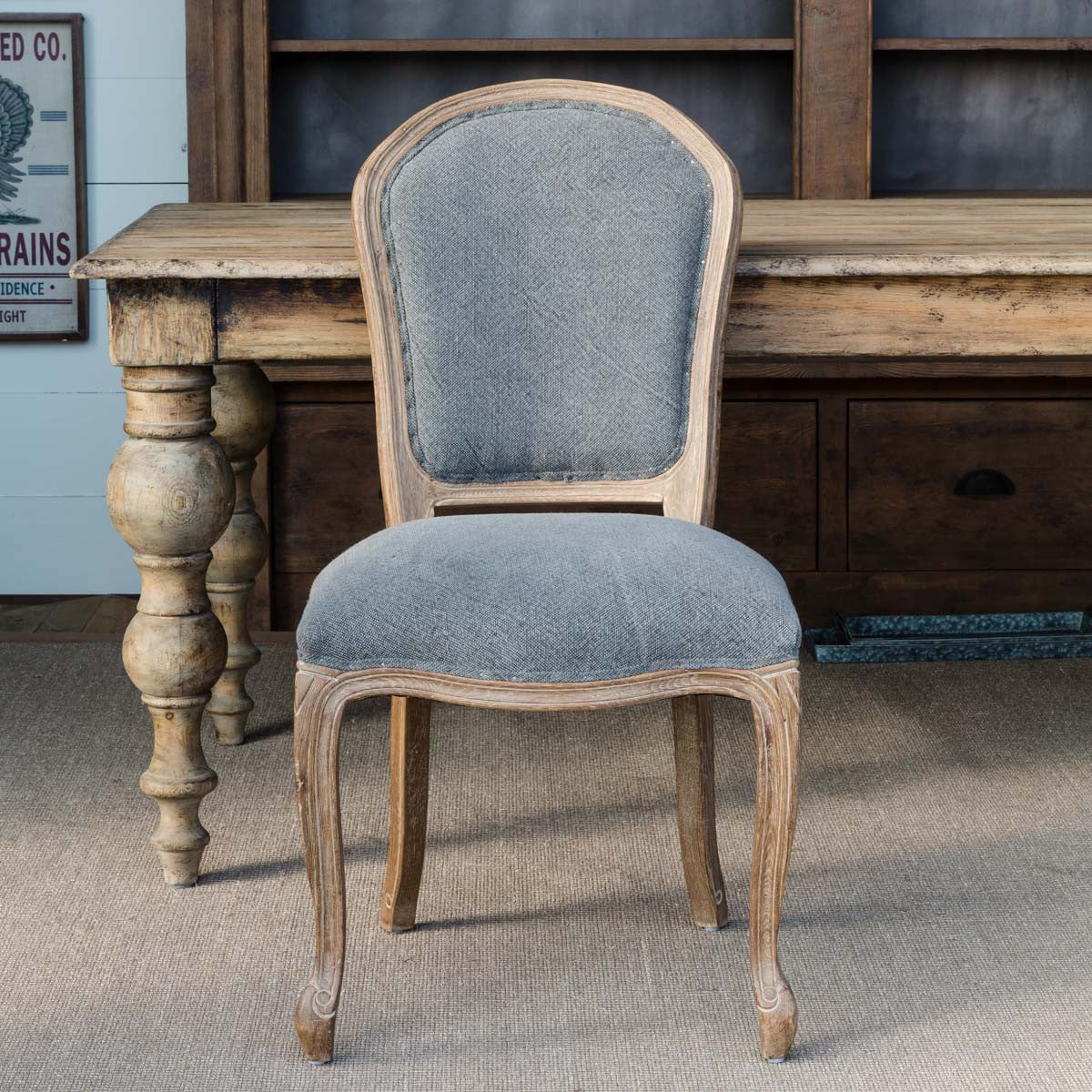 Parker House Dining Chair X2
