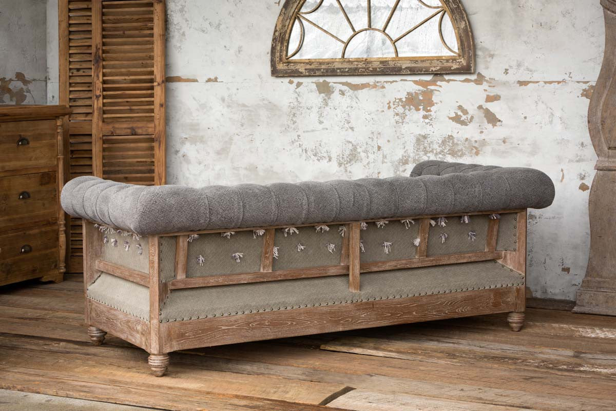 Parker House Deconstructed Chesterfield Sofa The Alley Exchange